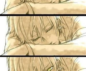 anime, kise, and boy image