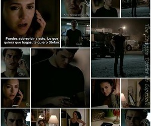 the vampire diares, stelena, and 3 x 01 image