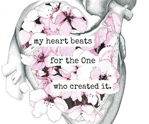 heart, love, and god image