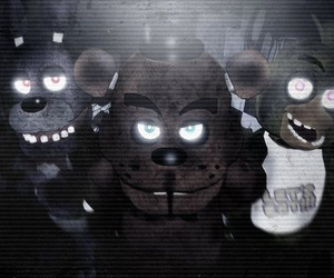 Bonnie, Chica, and fnaf image