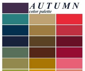 autumn colours, fall season, and clothes image