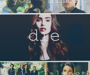 the mortal instruments and clary fray image