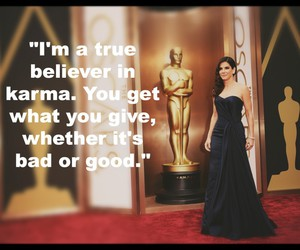 actress, beautiful, and karma image