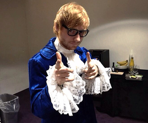 ed sheeran, Halloween, and costume image