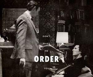 221B Baker Street, bbc, and black&white image