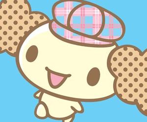 chiffon, cute, and sanrio image