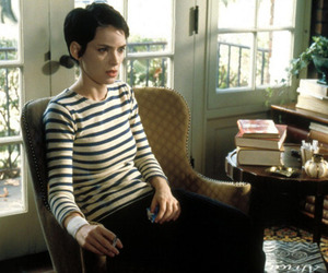 girl interrupted, winona ryder, and depression image