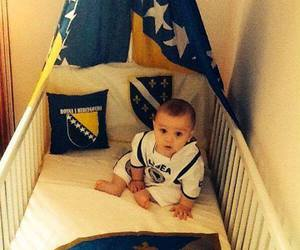 baby, Bosnia, and cute image