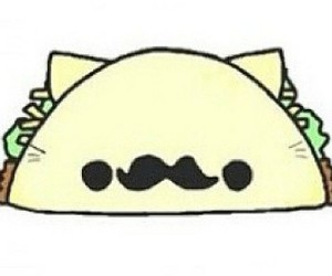 cool, lol, and taco image