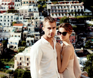 perfection, Shailene Woodley, and theo james image