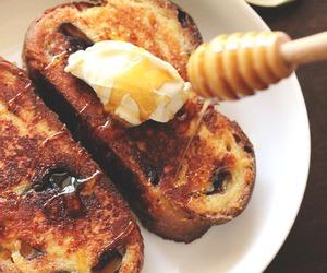 food, honey, and yummy image
