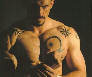 fit, Tattoos, and boyka image