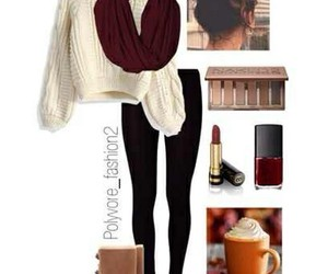 boots, coffe, and cold image
