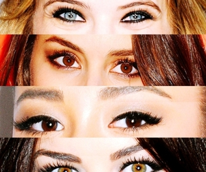 aria, pll, and emily image