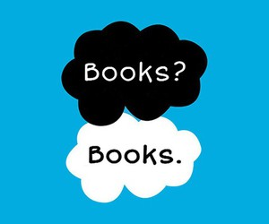 blue, book, and read image