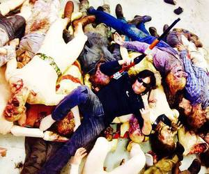 the walking dead, norman reedus, and Walker image