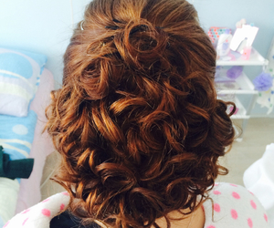 hair, hair style, and styles image