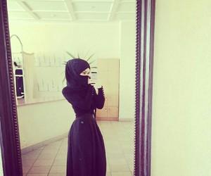 hijab, kavkaz, and muslima image