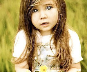 girl, cute, and eyes image