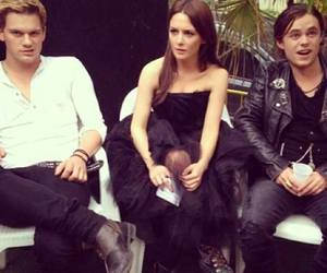 fallen, addison timlin, and jeremy irvine image