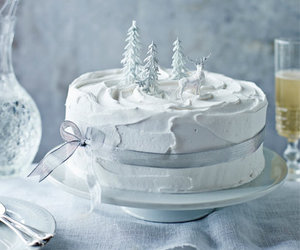 cake and winter image