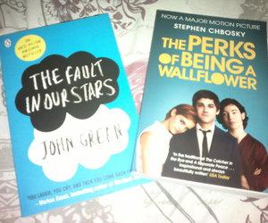 books, emma watson, and john green image