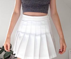 fashion, white, and grunge image