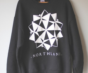 clothes, fashion, and northlane image