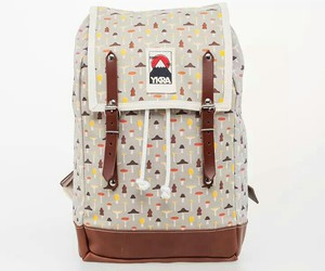 backpack, travel, and fashion image