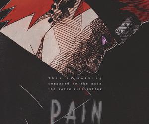 pain, naruto, and anime image