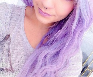colors, hipster, and hairstyles image