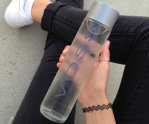 voss, water, and grunge image