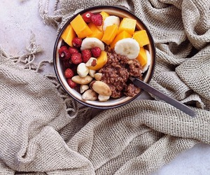 cereal, delicious, and food image