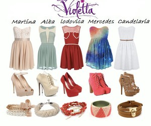 style and violetta image