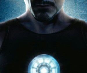hero, iron man, and Marvel image