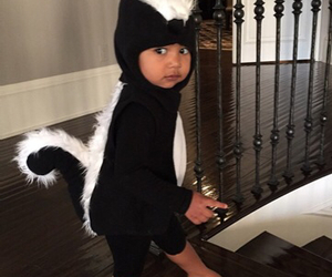 north west, Halloween, and baby image