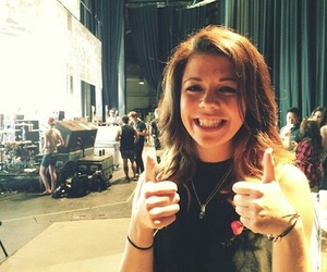 vans warped tour, we are the in crowd, and tay jardine image