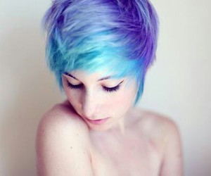awesome, girl, and girly image