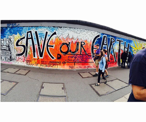 August, berlin, and berlin wall image