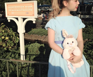 disney, Harajuku, and kawaii image
