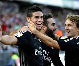 real madrid, james, and hala madrid image