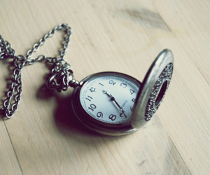 accessories, beautiful, and clock image