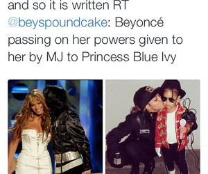 lol, michael jackson, and blue ivy image