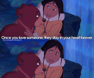 disney, brother bear 2, and love image