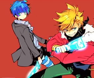 panty, stocking, and anime image