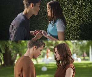 the giver, couple, and goals image