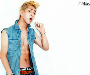 kpop, korean actor, and b1a4 baro image