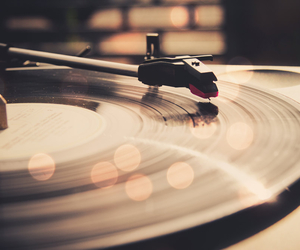 record, music, and photography image