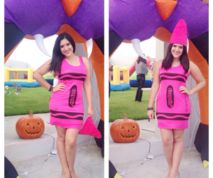 costume, crayola, and crayon image