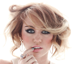 miley cyrus, miley, and smilers image